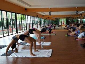 14 Tage Fitness und Yoga Urlaub auf Phuket, Thailand
