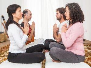 7 días de retiro personalizado de yoga, meditación y detox holístico en Denia, Alicante