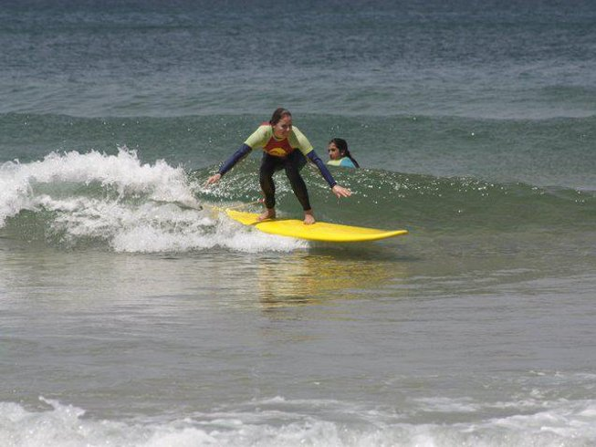 7 Days Surf Camp at Seignosse, France