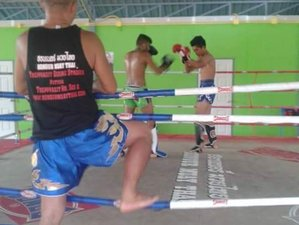 3 Months Passionate Muay Thai Training in Ao Nang, Thailand
