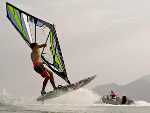 7 Days Windsurfing Camp in South Sinai, Egypt
