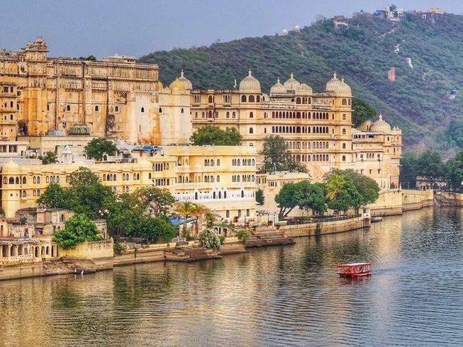 10 días retiro de yoga y fotografía todo incluido VIP en Udaipur, India