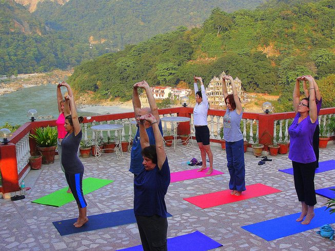 12 Days Yoga Adventure Retreat in Nepal