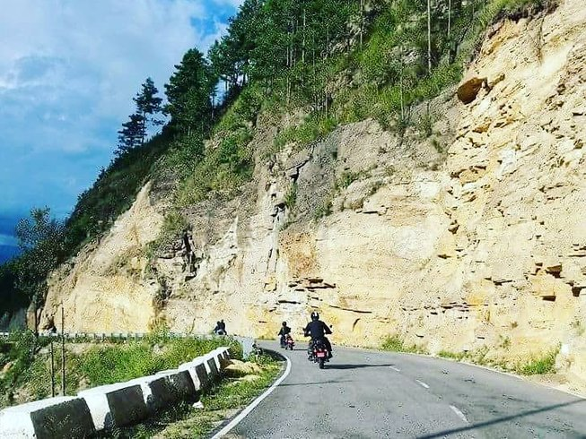 14 Days Royal Enfield Bhutan Motorcycle Tour