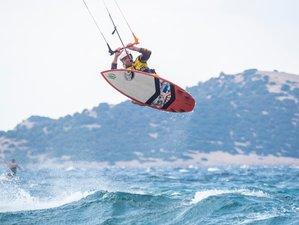 7 Day Petali Island Kite Cruise in the Aegean Sea