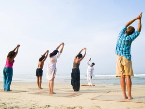 15 Day All You Need is Yoga Retreat at Beaches of Goa