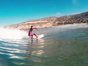 30 Days Guided Surf Camp in Morocco