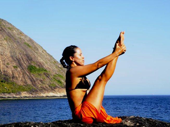 8 días retiro de yoga y chamanismo en el oeste de Grecia