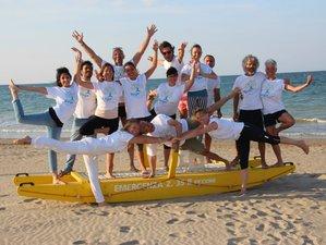 5 Day Relaxing Beach Yoga Retreat in Misano Adriatico, Province of Rimini