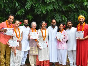 24 Day Transformational 200-Hour Yoga Teacher Training Course in Rishikesh