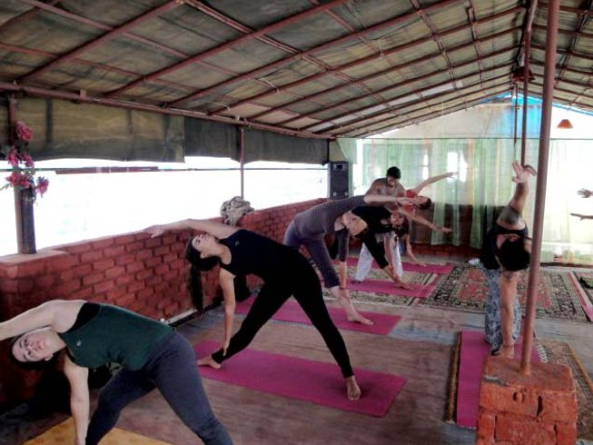 28 Days 200-Hour Yoga Teacher Training in Rishikesh