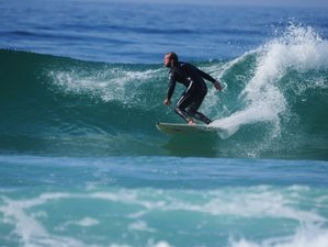 8 Day Budget Surf Camp in Foz do Arelho, Centro Region