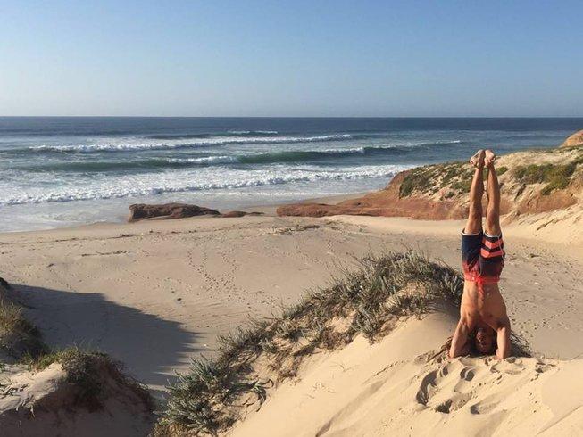 7 Days Surf and Jivamukti Yoga Retreat in Bali