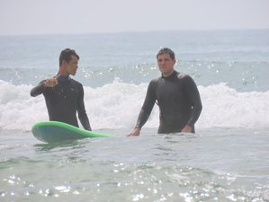 8 Day of Sun, Sea, Yoga, and Relaxation: Waves and Yoga Surf Camp in Tamraght, Agadir