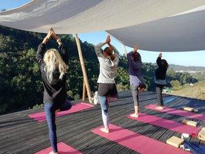 4 Tage Yoga, Meditation und Gesunde Ernährung Retreat in Odeceixe, Portugal