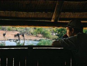 3 Days Camping Safari in Botswana