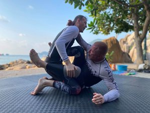1 Month Muay Thai, Fitness, and 10th Planet Jiu Jitsu Camp for All Levels in Koh Tao, Surat Thani