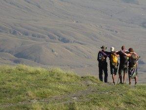 14 Days Men's Personal Leadership Yoga Holiday, Martial Arts Class, and Safari in Tanzania