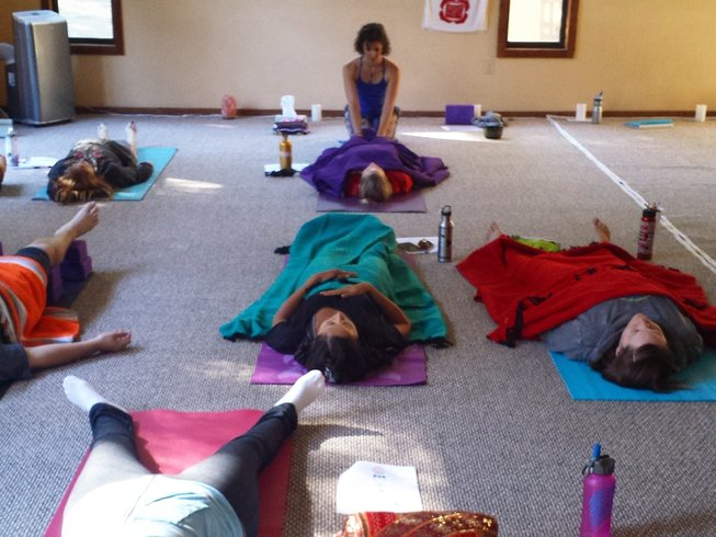 3 Days Yoga Retreat in California Wine Country