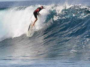 8 Days Surf Cruise Adventure for All Levels in North Male, Maldives