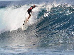 8 Tage Abenteuer Surf Kreuzfahrt für alle Level im Norden Males, Malediven