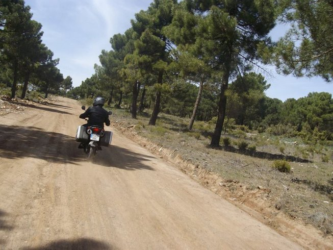 4 Days Trail Riding Tour in Andalusia, Spain