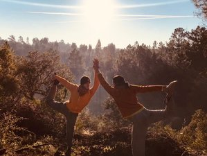 10 Days  Sanatan Yoga Sadhana and Karma yoga  Retreat in Castelo Branco, Portugal