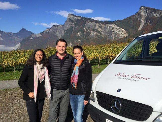 2 Days Heidiland and Wine Tasting Switzerland