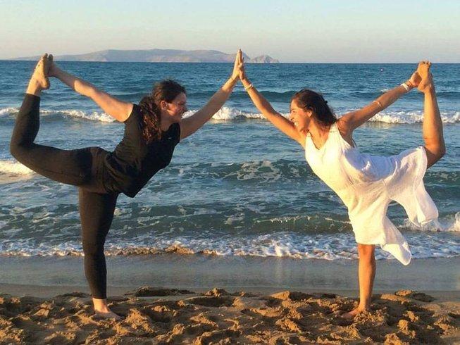 28 Days 200-Hour Yoga Teacher Training in Heraklion, Crete, Greece