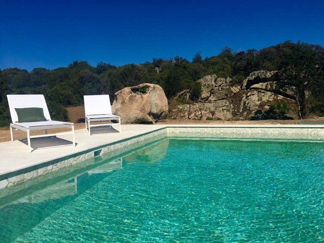 8 Tage Yoga und Meditation Balaiana Eco Retreat auf Sardinien, Italien