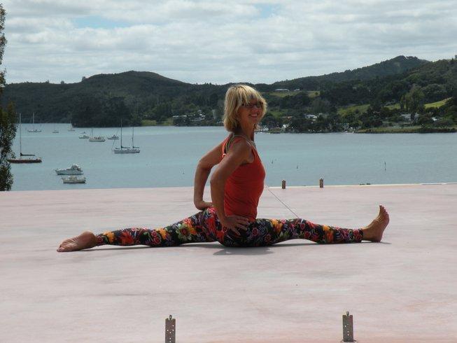 8 Tage Sommer Yoga und Wellness Urlaub in Neuseeland