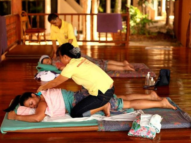 8 Days Fasting Colon Detox in Thailand