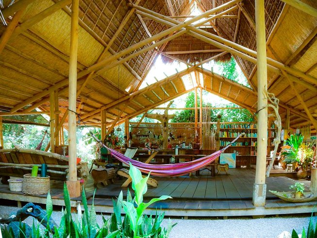 8 Days Refreshing Yoga Retreat Costa Rica