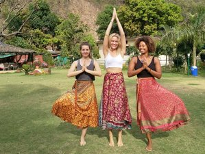4 Day Osho Silent Meditation Retreat by the River Ganges in Rishikesh