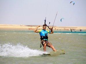 15 Days Beginner Kite Surf Vacation in Ilha do Guajiru, Brazil