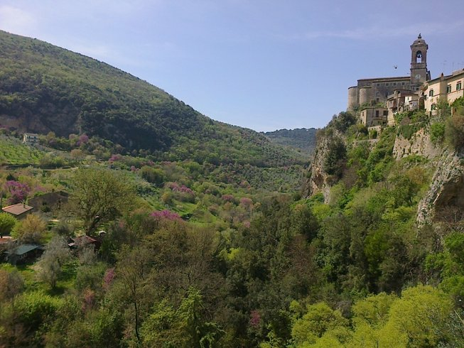 4 Days Italian Culinary Vacation in Lazio, Italy
