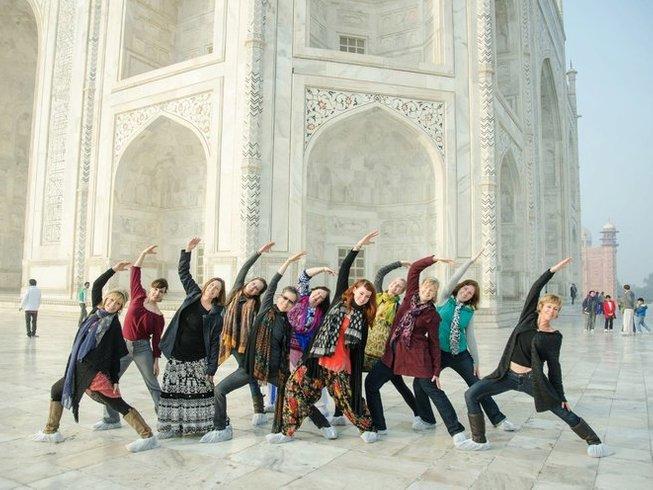 9 jours en retraite de yoga, méditation et fête des couleurs dans le Kerala, Inde