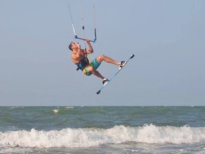 8 Days Kitesurfing Holiday in Kalpitiya, Sri Lanka
