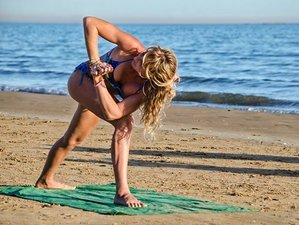 5 jours de yoga, kitesurf, surf et stand up paddle en Italie