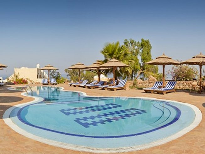 8 Days Diving and Yoga Retreat for Beginners in Egypt