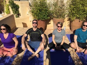 3 Nights Yoga Magic in Marrakech, Morocco