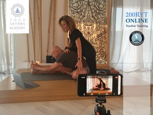 6 Week 200-hour Online Yoga Teacher Training