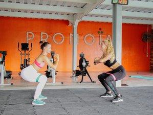 4 Day Individual Fitness in Jimbaran, Bali