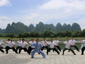 28 Day Chinese Language and Chen Tai Chi Training in Yangshuo, Guangxi Province