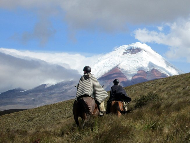 9 Day Yoga Adventure in the Andes, Ecuador