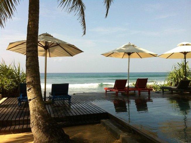 9 Days Yoga and Surf Camp Sri Lanka
