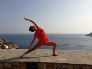 8 Day Spectacular Adventure and Yoga Holiday in Greek Island, Greece
