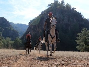 8 Day Dalyan, Between Sea and Lakes Horse Riding Adventure in Turkey