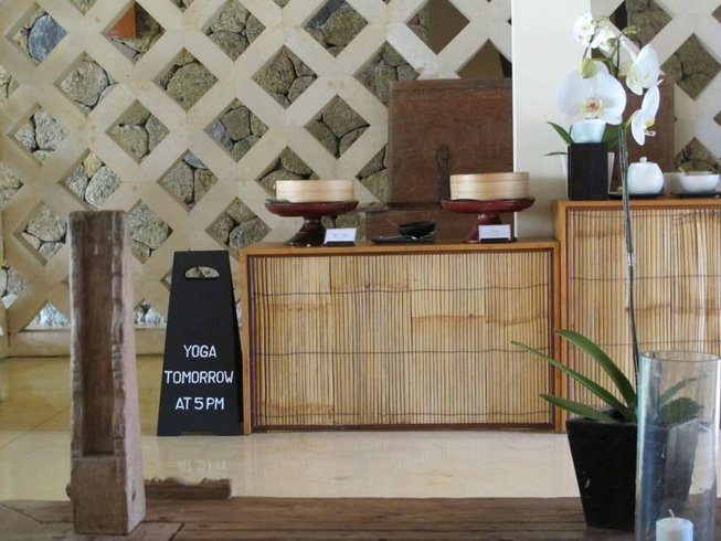 3 Days Alila Manggis Cooking Holiday and Yoga Retreat in Bali, Indonesia