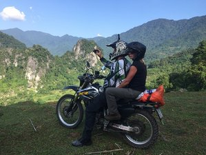 9 Day Northeast Vietnam Adventurous Guided Motorcycle Tour